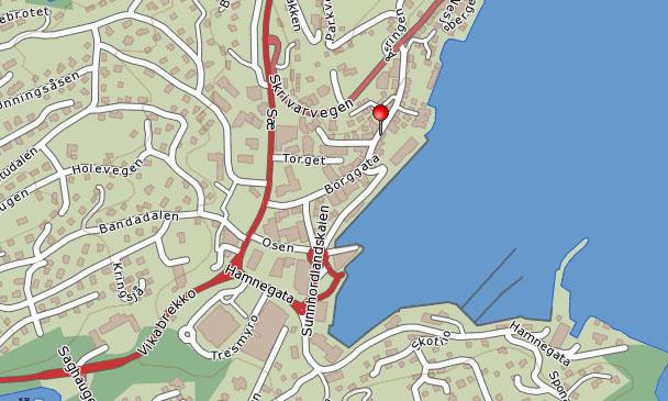 leirvik kart Kart leirvik kart